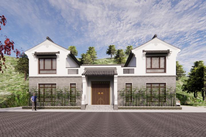 重庆巫山周家中式宅院