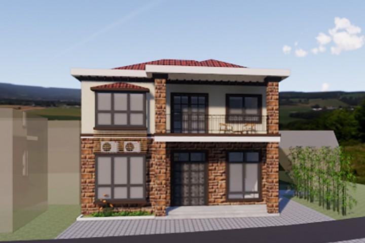 安徽宣城于家新中式别墅